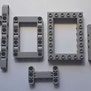Studded and Studless Frames